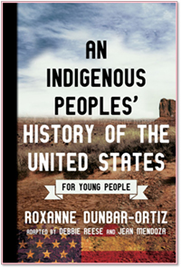 cover for An Indigenous Peoples' History of the US for Young Readers