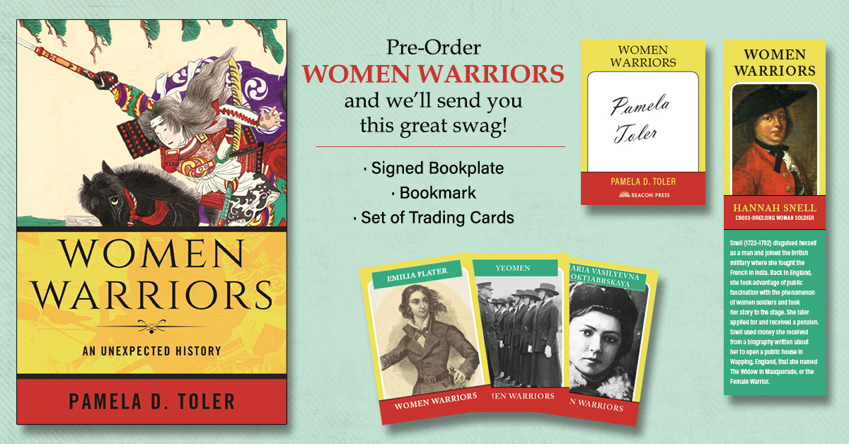 Women Warriors Preorder