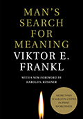 Man's Search for Meaning (Large Print Edition)