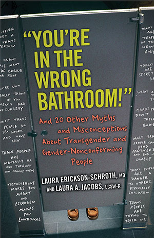 """You're in the Wrong Bathroom!"""