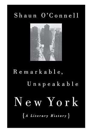 """Remarkable, Unspeakable New York """