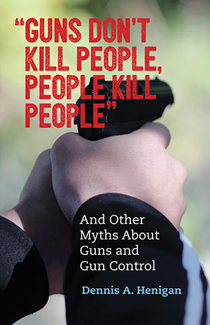 """Guns Don't Kill People, People Kill People"""