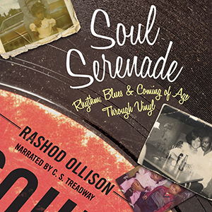 Rashod Ollison - Soul Serenade audiobook