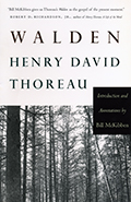 Walden: Introduction and Annotations by Bill McKibben